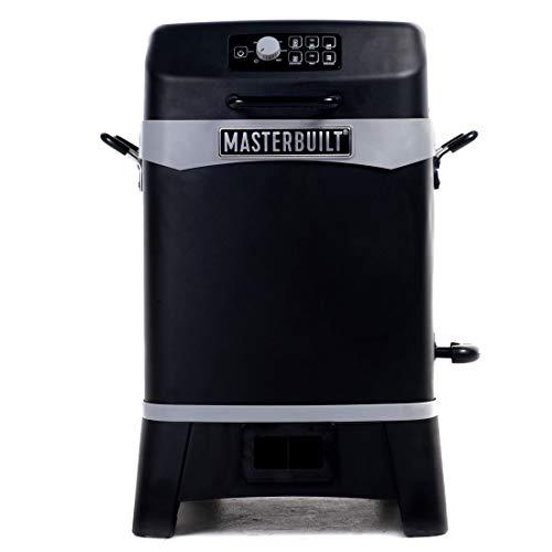 Masterbuilt MB20013020 6-in-1 Outdoor Air Fryer, Black