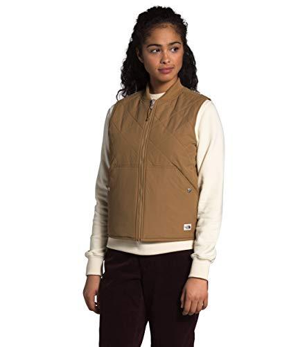 The North Face Women's Cuchillo Vest, Utility Brown, M