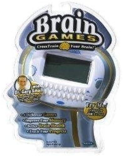 Radica  Brain Games - Cross Train Your Brain by Radica Games LTD