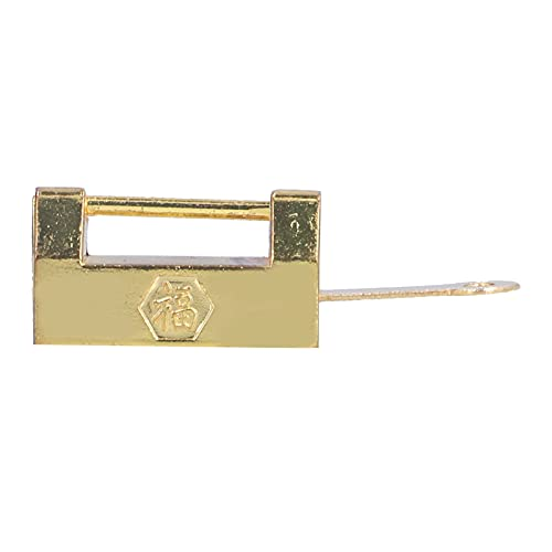 LIKJ Candado, Mini Cerradura Cerradura de gabinete Cerradura de candado para gabinete para joyero para cajón para Caja de Regalo