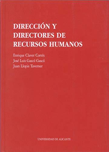 Dirección y directores de recursos humanos (Monografías)