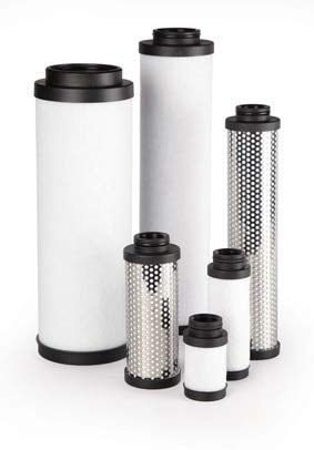 CE6-24 Fs Curtis Replacement Filter Element, OEM Equivalent.