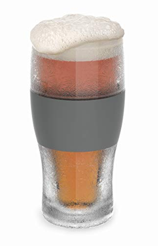 Frozen pint glass will keep your beer ice cold