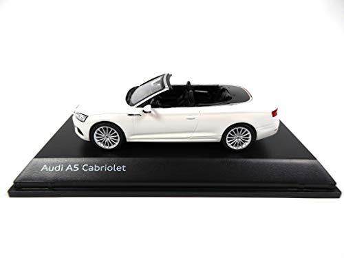OPO 10 - Auto in Miniatura 1/43 Compatibile con Audi A5 Cabriolet - Spark Ref: 5332
