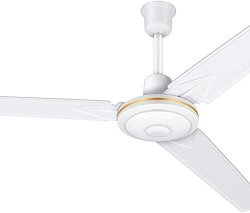 GTRHE Oscillerende ventilator, ijzer, 56 inch, voor bedrijven, plafonds, industriële ventilator voor huis, woonkamer, slaapkamer