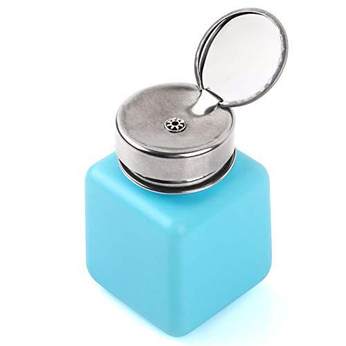 belupai 120ML Vacío Líquido de la Prensa de Alcohol de la Botella de Pegamento Eliminador de Residuos de Limpieza Herramienta Portátil Dispensador