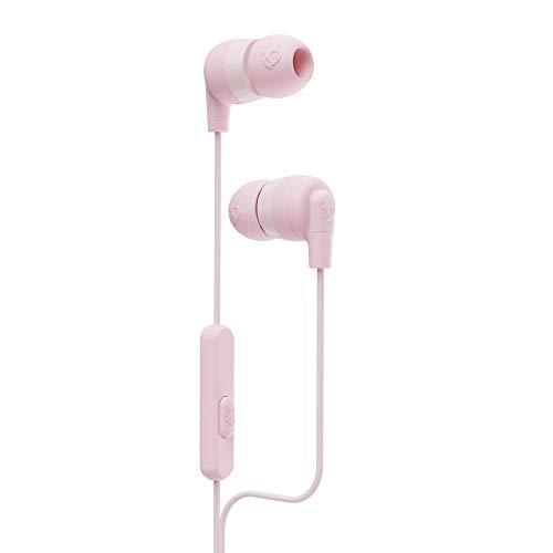 Skullcandy Ink'd Plus In-Ear Earbud - Pastel Pink