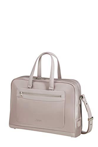 Samsonite Zalia 2.0 - 15.6 Inch Laptop Briefcase, 41 cm, 14.5 L, Grey (Stone Grey)