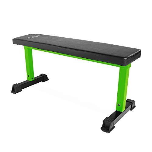 Cap Barbell Flat Weight Bench, Green