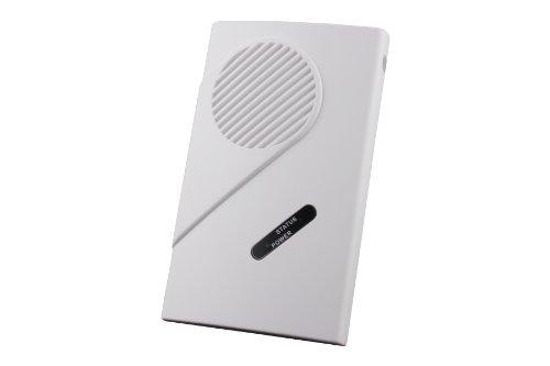 Blaupunkt Funk-Repeater RP-S1 Alarmanlagen. Erhöht die Reichweite des Funksignals zur Kommunikation von Alarmzentrale und funkvernetzten Geräten des Alarmsystems, weiß