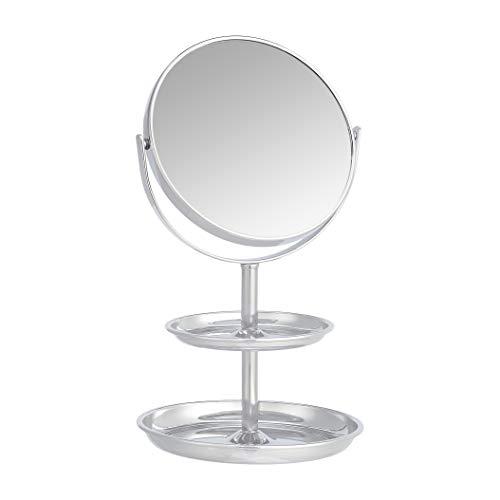 Amazon Basics Vanity Mirror, Cromo, 18.317.532 cm