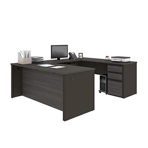 Bestar U-Shaped Executive Office Desk