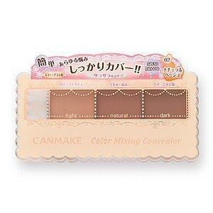 キャンメイク(CANMAKE) 『カラーミキシングコンシーラー』