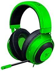 ريزر كراكن سماعة سلكي، اخضر
