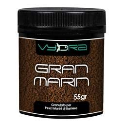 Vydra Gran Marin MANGIME Cibo Pesci Acqua Marina SALATA 2 Size Granulato (100ml)