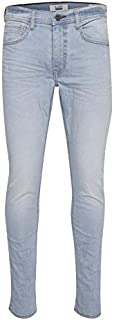 BLEND Slim Fit Light Jeans with Few Tears 2070969076200