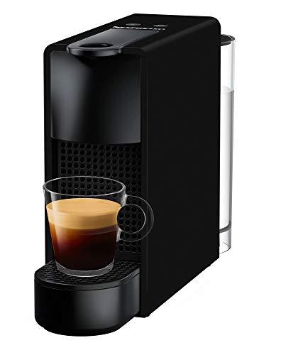 Nespresso Essenza Plus Coffee Machine by Breville with Aeroccino - (BEC350BLK1BUC1), Black