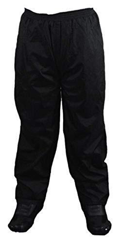 Vega Rain Pants (Black, XXX-Large)