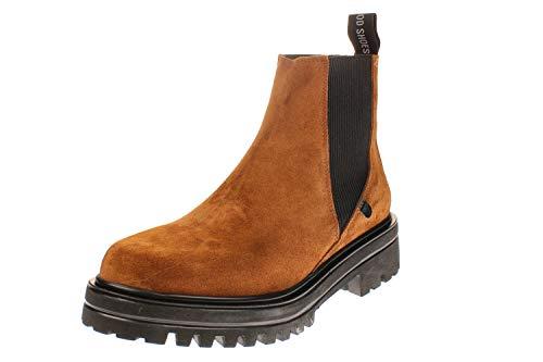 VERBENAS 5060020001 Marte Serraje - Damen Schuhe Stiefel - 871-setter, Größe:38 EU