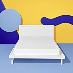 Our 8 inch memory foam mattress combines a gel infused top layer with a supportive base layer for pressure relief and cooling comfort Don't sweat it. Everyone wants to be cool, but our gel memory foam actually is. It conforms to your body, helping ke...