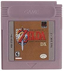 The Legend of Zelda: Link's Awakening DX - Gameboy Color (GBC) Video Game - 16 bit Cartridge Console Card - Compatible Model: Nintendo GameBoy Color - English