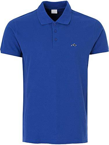 Killer Walvis Polo Shirts Heren Katoen Engeland Designer