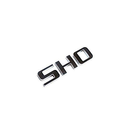 Emblema Showa para Ford Taurus cromo con negro Repuesto