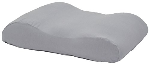 富士パックス販売 足枕 グレー 60×40cm 空間 fit の もちもち 足まくら