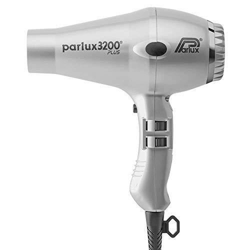 Parlux Hair Dryer 3200 Plus Silver - 5 ml, plateado