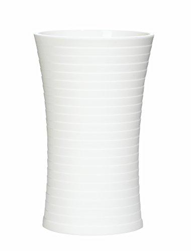 Grund z22200201 Tower Gobelet Brosse à Dents Blanc 7 x 7 x 11,8 cm Accessoires, 100% Caoutchouc Enduit Polypropylène, Blanc, 7 x 7 x 11,8 cm
