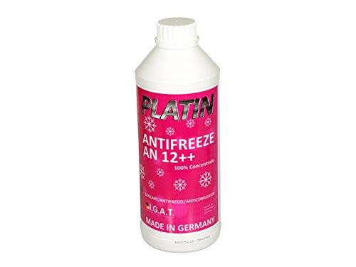 Frostschutz Kühlerfrostschutz - Konzentrat G12+ (1,5 L) u.a. für VW, Opel, Audi, Peugeot | Preishammer
