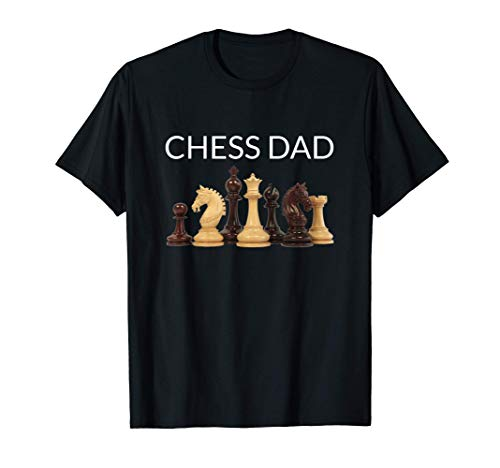 Chess Dad Shirt Chess Gifts for Men Kids Boys Father T Shirt Tシャツ