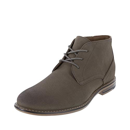 Dexter Grey Suede Men's Sechura Chukka Boot 10.5 Regular