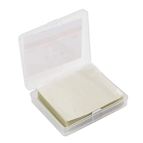 Nougat-Papier - 500 Stück umweltfreundliches Nougat-Papier Essbares Reiswaffelpapier handgefertigte Bonbonpapierblätter