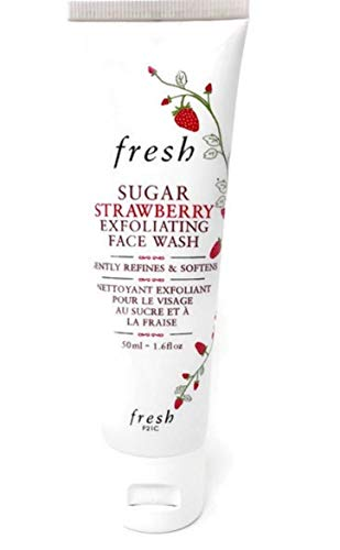 fresh Sugar Strawberry Exfoliating Face Wash