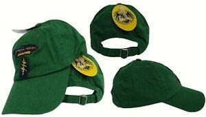 Special Max 63% OFF Limited Special Price Forces Airborne Green Premium Embroidered Quality Baseba