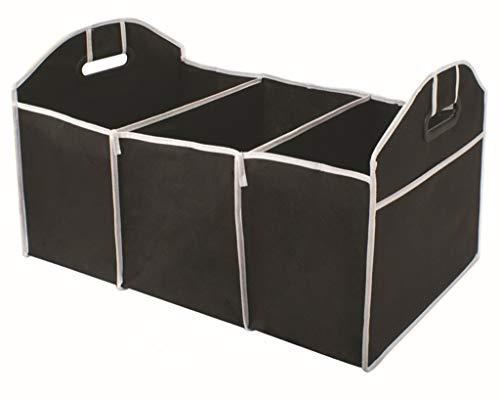 Xnhgfa Kofferraum Organizer Leopard Aufbewahrungstasche Organizer Wasserdicht Faltbar Kofferraum Tasche Praktische Auto Faltbox für Auto LKW SUV,52 * 32.5 * 32.5cm