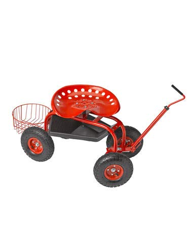 Gardener's Supply Company Deluxe Tractor Scoot