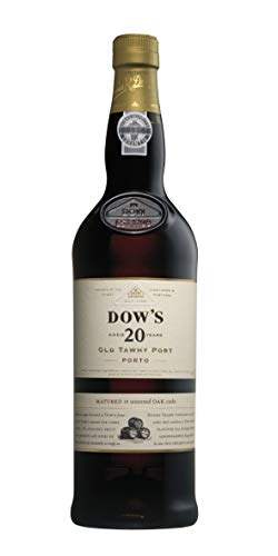 Dows 20 Year Old Tawny, Porto, 75 cl - 750 ml