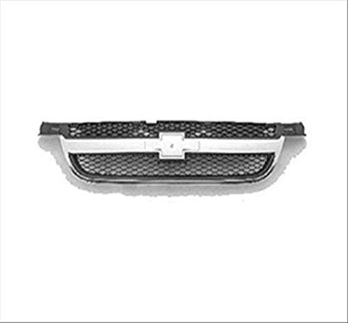 Sherman Replacement Part Compatible with Chevrolet Aveo Grille Assembly (Partslink Number GM1200577)