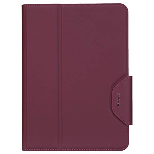 Targus Versavu 9.7 Inch Folio Burgundy Tablet Case (Folio, Apple, iPad (6th / 5th Gen) ), iPad Pro, iPad Air 2, iPad Air, 24.6 cm (9.7 inches), 350 g, Burgundy)