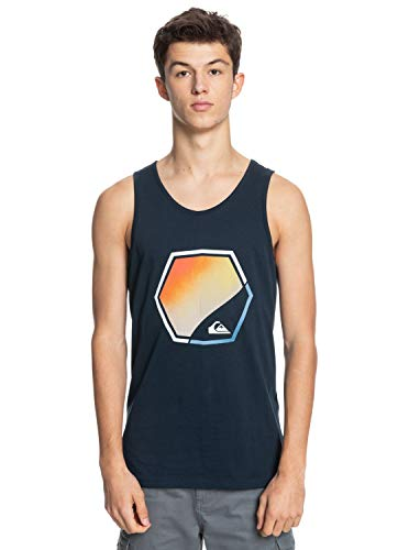 Quiksilver - Fading out Camiseta sin Mangas para Adulto