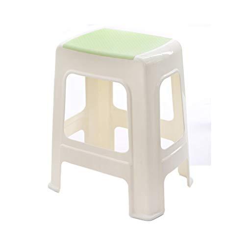Ultralight Tuinstoel, Draagbare Plastic Stack Kruk Thuiskruk Vergaderkruk Receptie kruk klapstoelen Peuter Stap Kruk