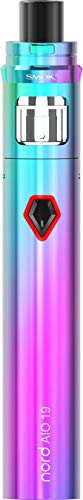 Nord AIO 19 E-Zigaretten Set - 1300mAh - 2ml Volumen - von Smok - Farbe: regenbogen