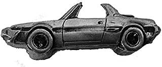 Spilla classica per auto italiana X19 1500 ref63 effetto peltro