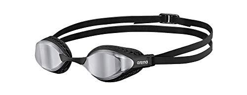 ARENA Unisex Airspeed Mirror Schwimmbrille Unisex one Size Schwarz 003151