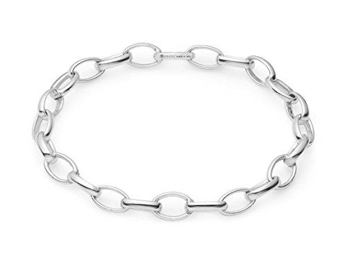 Gucci Damen-Armband Charms 925 Silber 18 cm - YBA455261001018