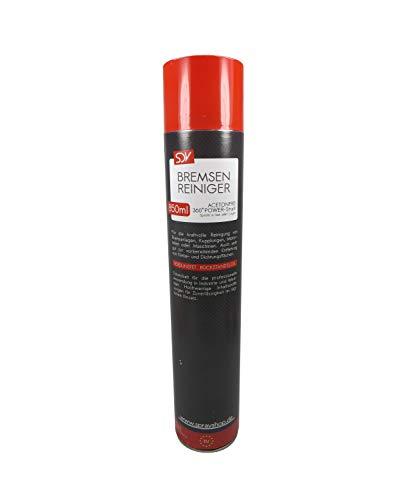 SDV Chemie Bremsenreiniger Spray 12x 850 ml Power Brake Cleaner 360° Ventil Teilereiniger
