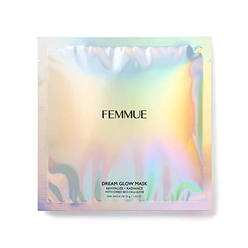 FEMMUE(ファミュ)ドリームグロウマスクRR[透明感・キメ]30mL×6枚入日本正規品ネロリ(RR)[透明感・キメ]