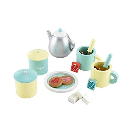 Early Learning Centre 146058 Wooden Teatime Set